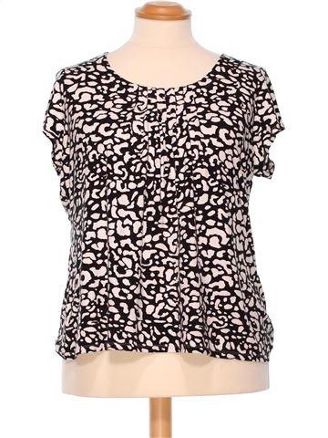Short Sleeve Top woman MARKS & SPENCER UK 20 (XL) summer #54701_1