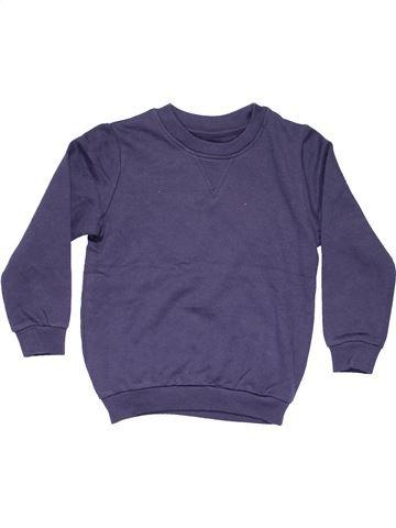 Long sleeve T-shirt unisex BACK TO SCHOOL purple 6 years winter #5476_1