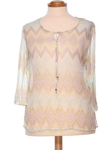 Long Sleeve Top woman FLAME UK 14 (L) summer #54930_1