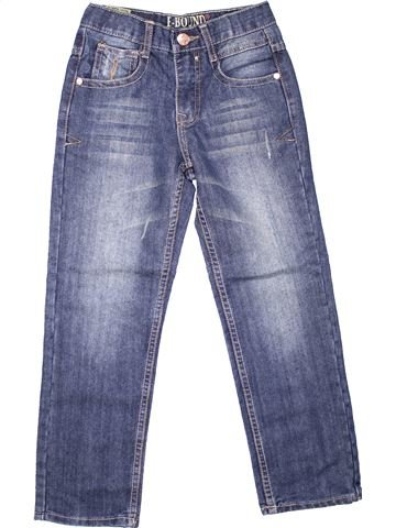 Jeans boy E-BOUND blue 8 years summer #5884_1