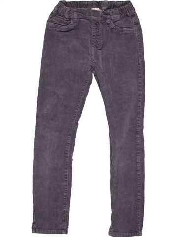 Trouser girl H&M gray 8 years winter #6258_1