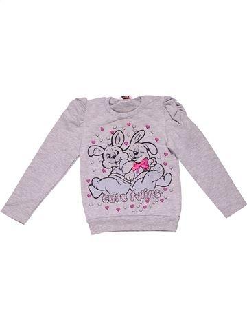 Sweatshirt girl MEYBIY white 3 years winter #6672_1