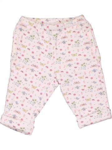 Trouser unisex BABY GAP white 3 months winter #6703_1