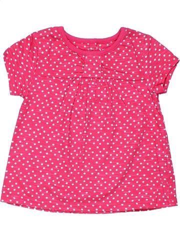 Tunic girl NUTMEG pink 18 months summer #730_1