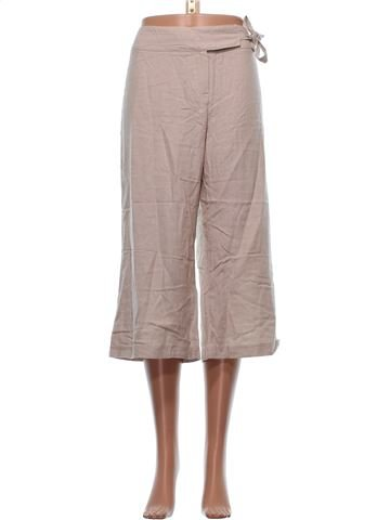 Cropped Trouser woman M&S UK 14 (L) summer #7602_1