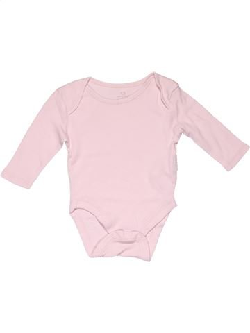 Long jumpsuit girl EARLY DAYS pink new born winter #7711_1