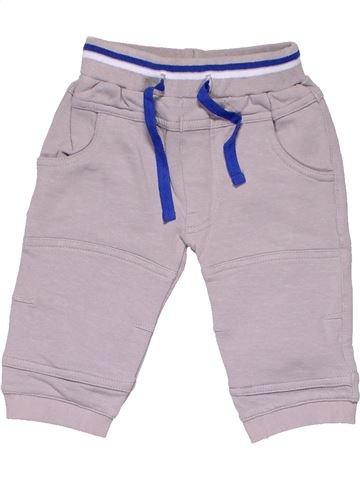 Trouser boy PRENATAL gray 6 months winter #7812_1