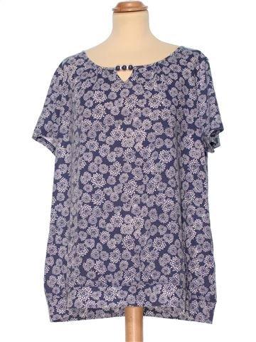 Short Sleeve Top woman BM CASUAL UK 18 (XL) summer #818_1