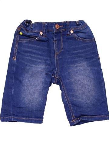 Jeans boy DENIM CO blue 4 years summer #8543_1