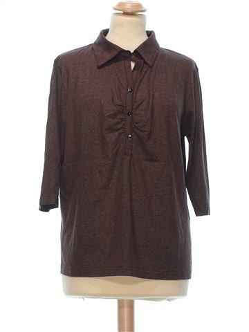 Short Sleeve Top woman MICHELE BOYARD UK 16 (L) summer #8701_1