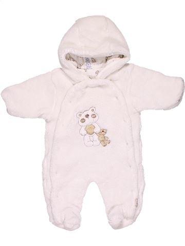 Costume unisex BABY MAC white new born winter #8803_1