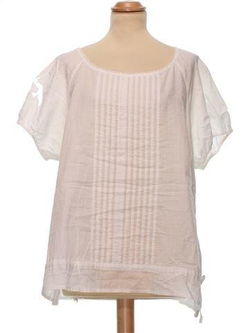 Short Sleeve Top woman M&S UK 18 (XL) summer #8943_1