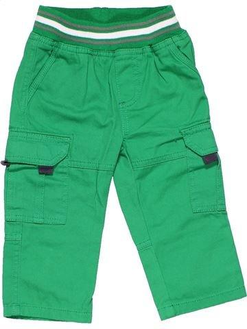 Trouser boy FRENDZ green 18 months winter #8970_1