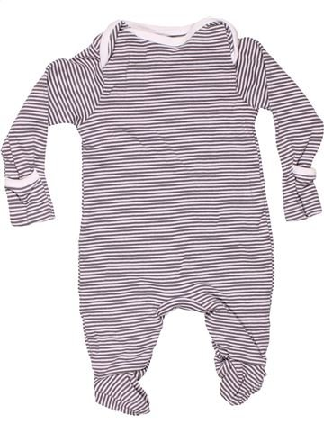 Long jumpsuit boy M&CO gray new born summer #9120_1