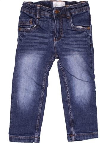 Jeans boy IMPIDIMPI blue 2 years summer #9130_1