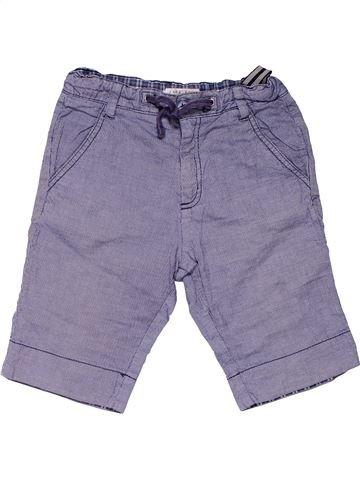 Trouser boy ZARA blue 8 years summer #9201_1