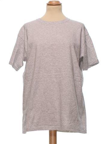 Short Sleeve Top woman FRUIT OF THE LOOM M summer #9472_1