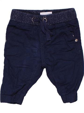 Trouser unisex TOPOMINI blue 1 month winter #9491_1