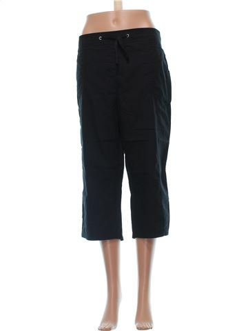 Cropped Trouser woman BM CASUAL UK 14 (L) summer #969_1