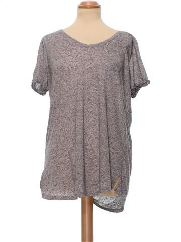 Short Sleeve Top woman GEORGE UK 14 (L) summer #9729_1
