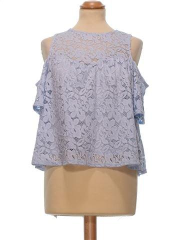 Short Sleeve Top woman RIVER ISLAND UK 10 (M) summer #9836_1